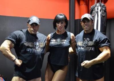 Dymatize team