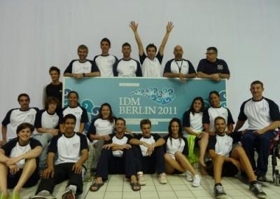 Equipo nacional paraolímpico español