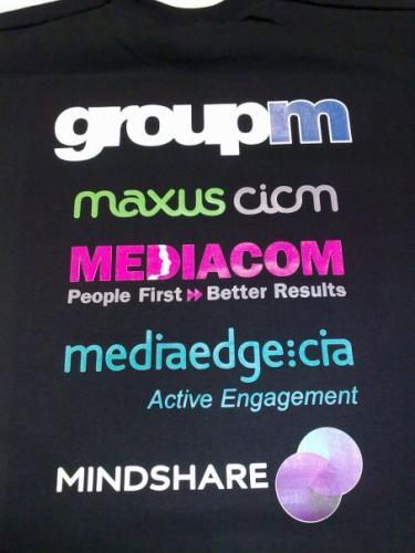 Camisetas Grupo M