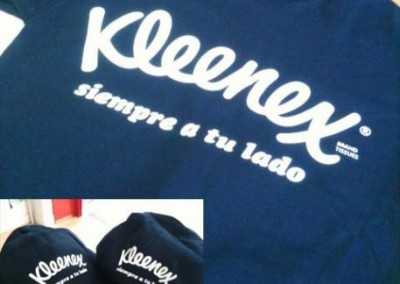 Campaña Kleenex