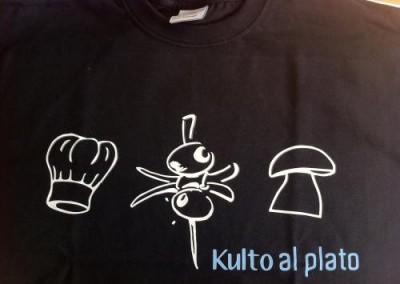Restaurante Kulto al plato