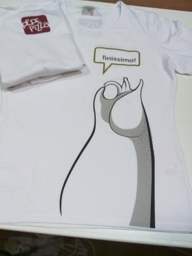 Camisetas uniforme Pepe Pizza