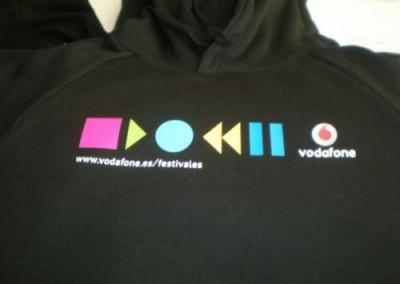Camisetas Vodafone